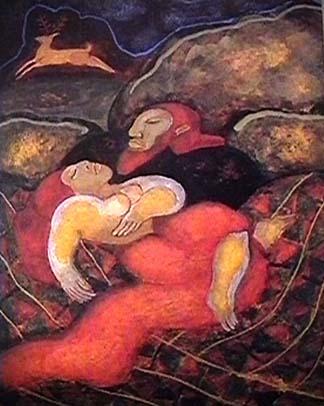 Meinrad Craighead, Visão do Cântico dos Cânticos