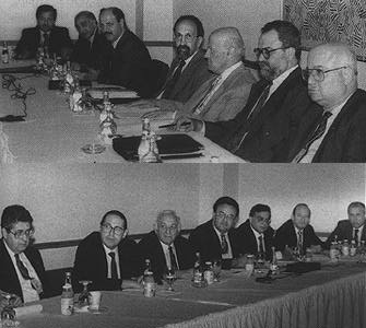 a history of the israeli and palestinian relationship Historystategov 30  the 1967 arab-israeli war marked the failure  were soon undermined by fatah and other palestinian guerilla organizations.