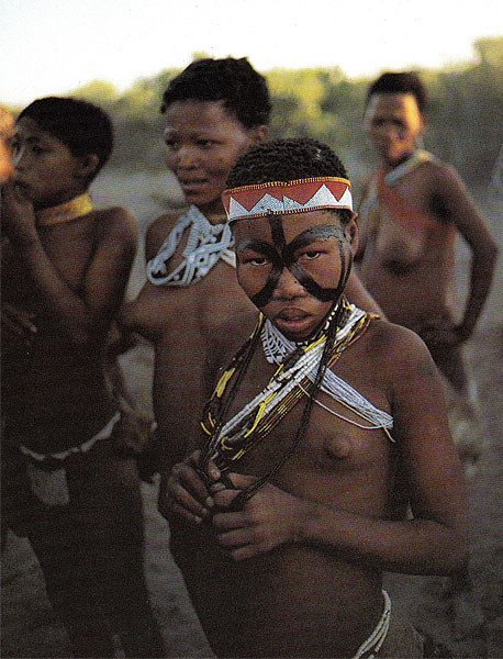African tribe sexual act rituals — 6