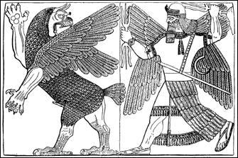 Resultado de imagem para marduk e tiamat
