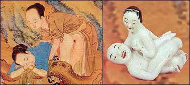Taoist sex positions